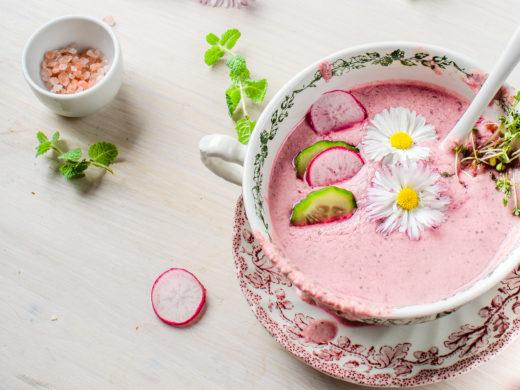 Rezept Radieschen-Suppe